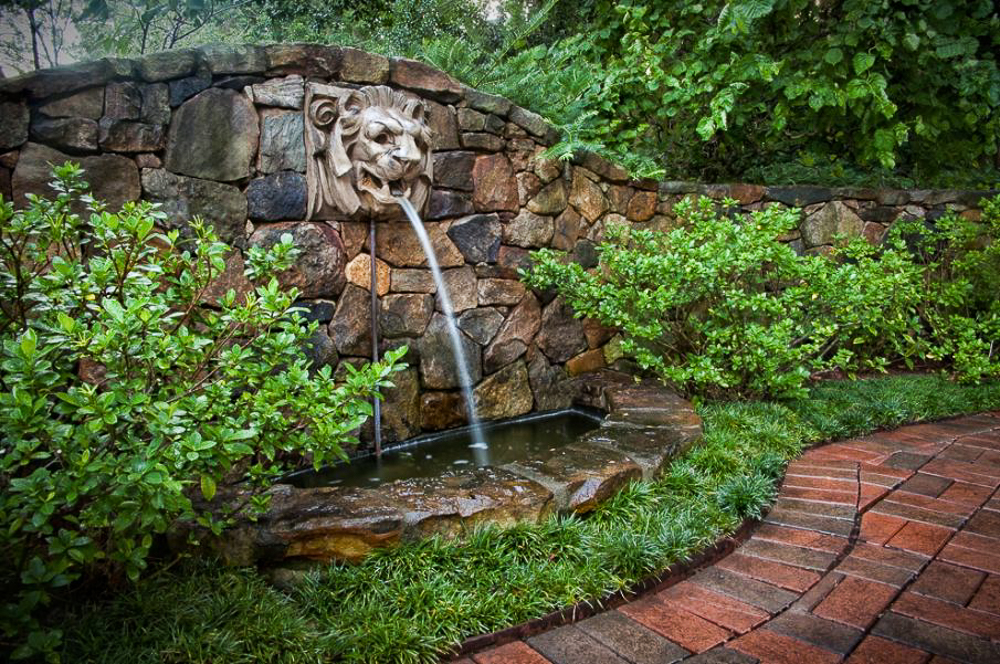 Fountain Garden – Greensboro, NC – Studio Pagliai